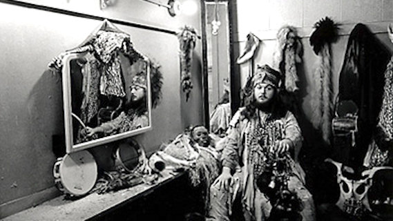 Dr. John concert at Bottom Line on Nov 7, 1978