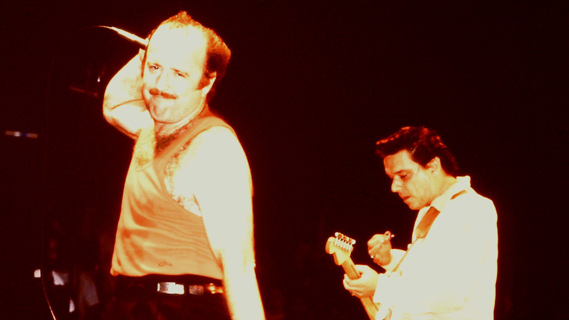 The Fabulous Thunderbirds concert at Capitol Theatre on Apr 19, 1986
