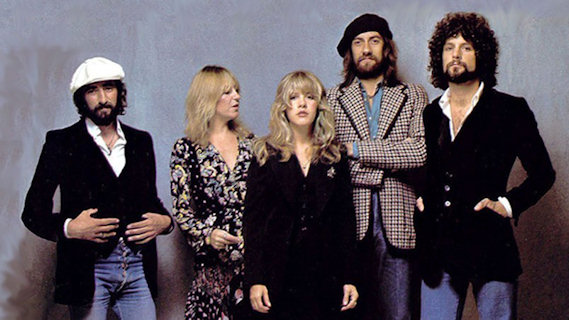 Fleetwood Mac concert at Capitol Theatre on Jun 7, 1975