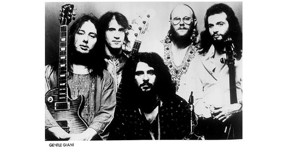 Gentle Giant concert at Academy of Music on Jan 18, 1975