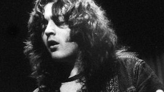 Rory Gallagher concert at San Diego Civic Center on Apr 4, 1974