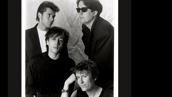 The Psychedelic Furs concert at Main Event on Oct 28, 1982