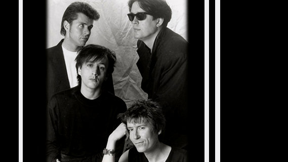 The Psychedelic Furs concert at Ritz on Dec 2, 1982