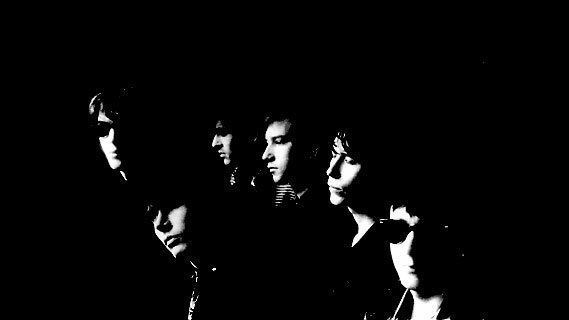 The Psychedelic Furs concert at Ritz on Aug 29, 1981