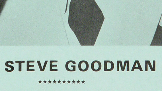 Steve Goodman concert at Bottom Line on Mar 30, 1977