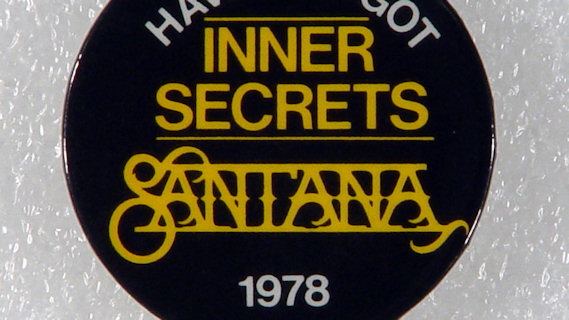 Santana concert at Bottom Line on Oct 16, 1978