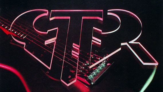GTR concert at Wiltern Theatre on Jul 19, 1986