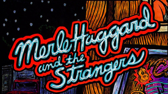 Merle Haggard &amp; The Strangers concert at Mud Island Amphitheatre on Jul 10, 1983