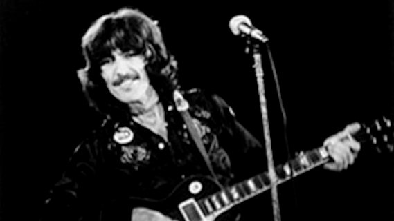 George Harrison concert at Interview on Aug 24, 1975