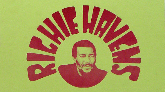 Richie Havens concert at Bottom Line on Sep 12, 1976