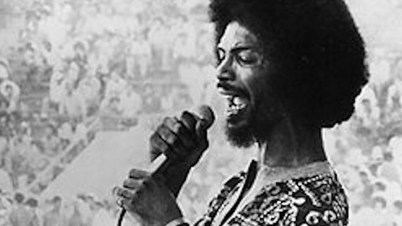 Gil Scott-Heron & Brian Jackson concert at Bottom Line on Aug 20, 1977