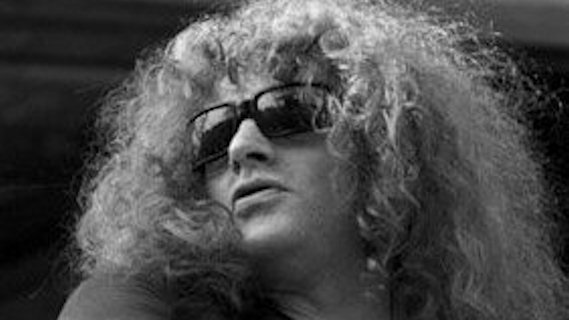Ian Hunter concert at Central Park on Sep 11, 1981