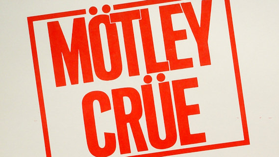 Motley Crue concert at Orpheum Theatre on May 31, 1984
