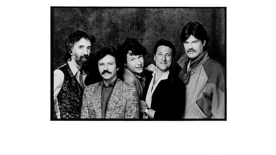 The Nitty Gritty Dirt Band concert at Hampton Coliseum on Oct 27, 1985