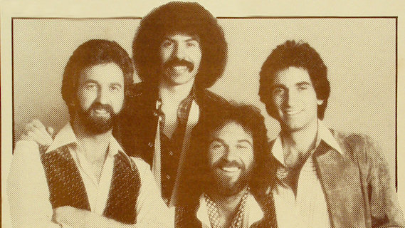 The Oak Ridge Boys concert at Reunion Arena on Jun 18, 1982