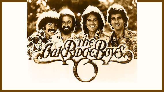 The Oak Ridge Boys concert at Reunion Arena on Jul 21, 1983