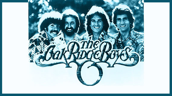 The Oak Ridge Boys concert at Bowling Green on Mar 2, 1983