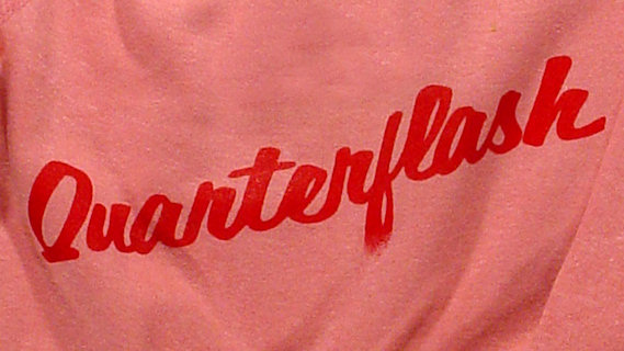 Quarterflash concert at Agora Ballroom Dallas on Dec 9, 1981