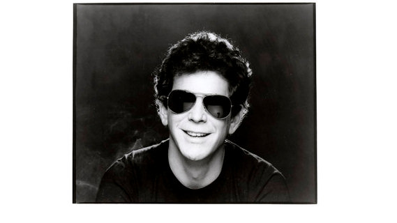 Lou Reed concert at Interview on Jun 21, 1982