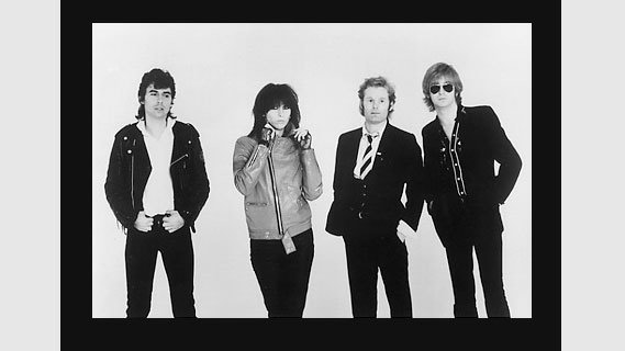 The Pretenders concert at Palladium on May 3, 1980