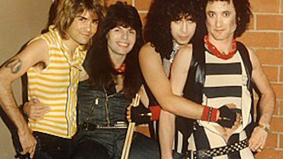 Quiet Riot concert at Perkins Palace on May 6, 1983