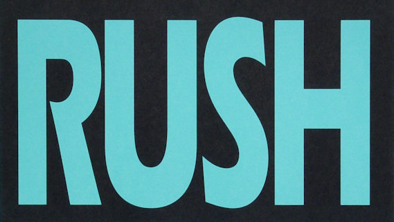 Rush concert at Montreal Forum on Mar 27, 1981