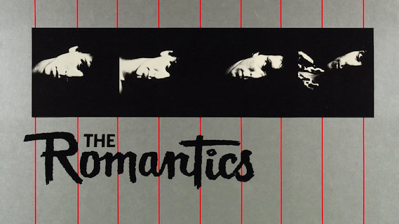 The Romantics concert at Daddy's on Oct 30, 1983