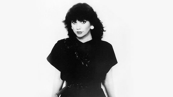 Linda Ronstadt concert at New York City on Dec 16, 1982