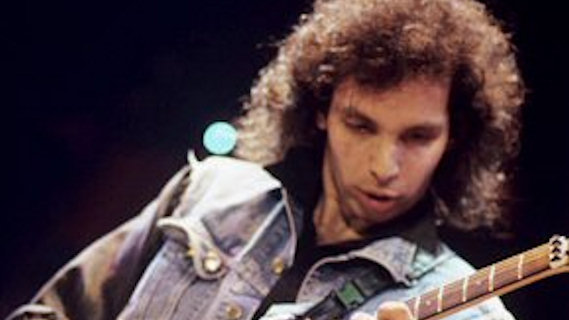 Joe Satriani concert at Interview on Sep 17, 1988