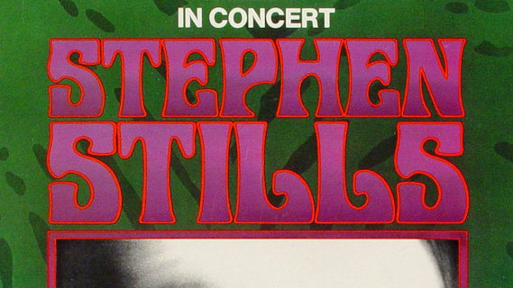 Stephen Stills concert at Auditorium Theatre on Jul 2, 1974