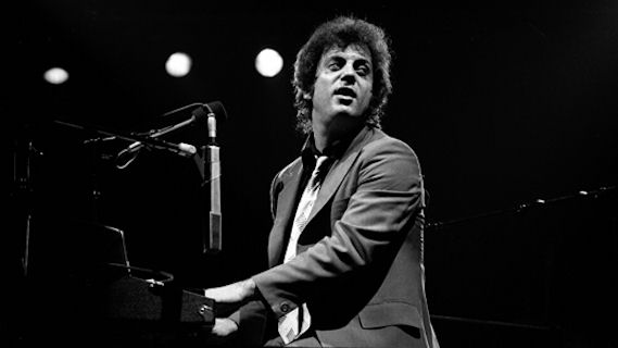 Billy Joel concert at Madison Square Garden on Jun 23, 1980
