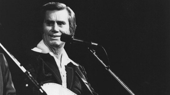 George Jones concert at Austin Opera House on Nov 26, 1985