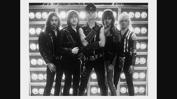 Judas Priest concert at Interview on Mar 20, 1984