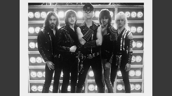 Judas Priest concert at Tingley Coliseum on May 2, 1984