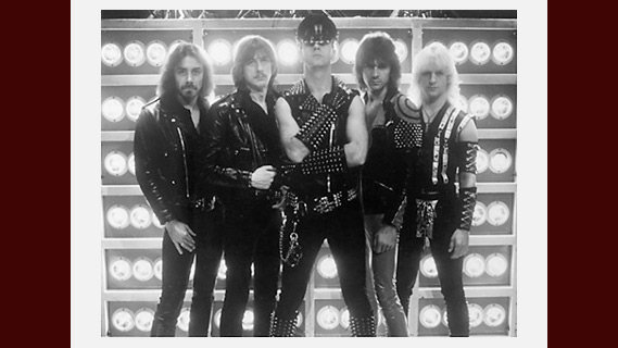 Judas Priest concert at Long Beach Arena on May 5, 1984