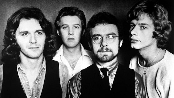 King Crimson concert at Stanley Theatre on Apr 29, 1974
