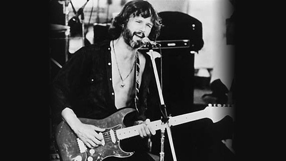 Kris Kristofferson concert at Country Club on Jun 25, 1982