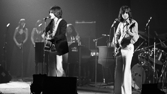 The Kinks concert at Hippodrome Theatre on Jul 14, 1974