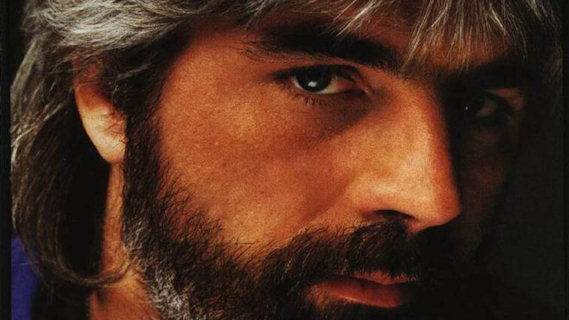 Michael McDonald concert at Wiltern Theatre on Dec 13, 1985