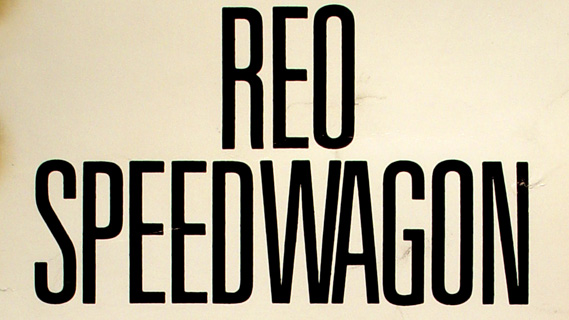 REO Speedwagon concert at Milwaukee Arena on May 3, 1983