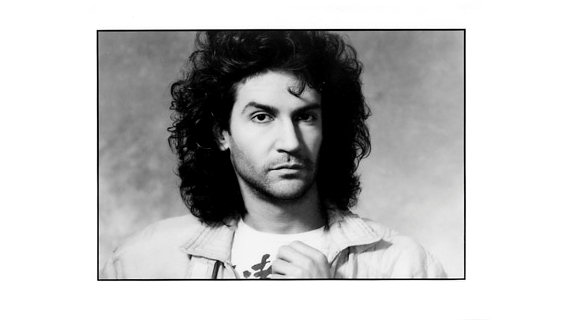 Billy Squier concert at Santa Monica Civic Auditorium on Nov 20, 1981