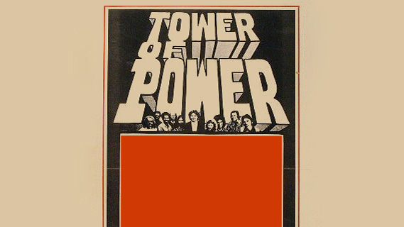 Tower of Power concert at Bottom Line on Nov 14, 1977
