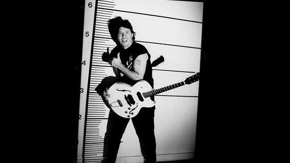 George Thorogood concert at Springfield Civic Center on Mar 16, 1988