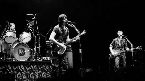 Utopia concert at Royal Oak Music Theatre on Apr 3, 1981