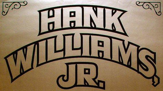 Hank Williams Jr. concert at Worcester Centrum on Apr 15, 1984