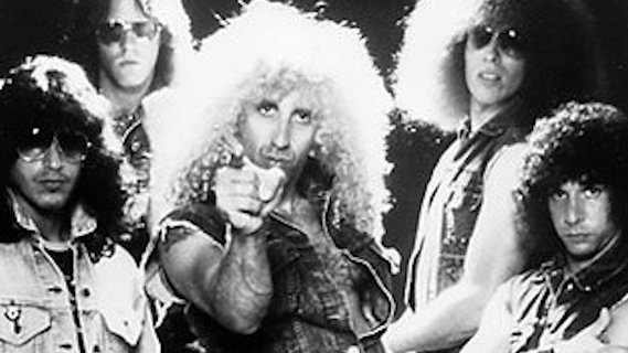 Twisted Sister concert at Fountain Casino on Jul 3, 1983