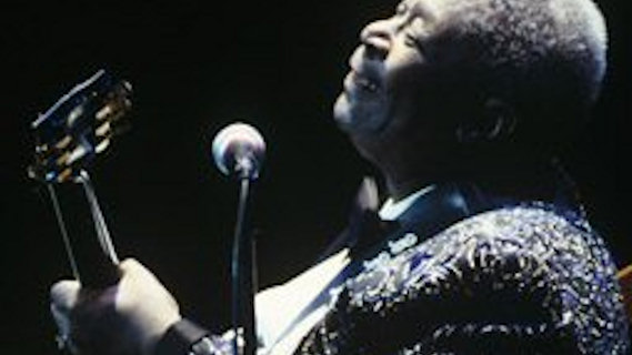 B.B. King concert at Bottom Line on Jun 21, 1978
