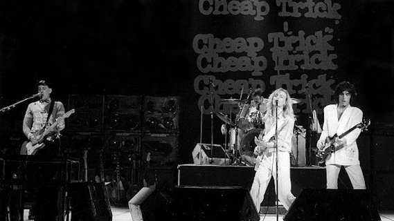 Cheap Trick concert at Palladium on Sep 22, 1978