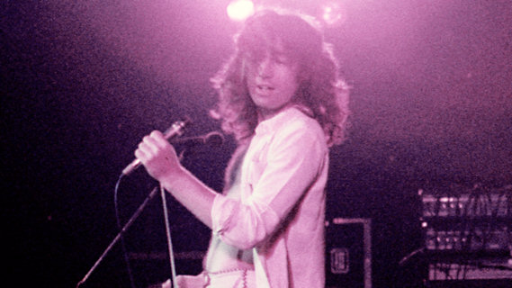 Paul Rodgers concert at Interview on Jan 1, 1975