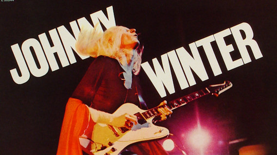 Johnny Winter concert at BBC on Jan 1, 1978